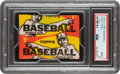 Baseball Cards:Unopened Packs/Display Boxes, 1959 Topps Baseball 1-Cent Wax Pack PSA Mint 9. ...