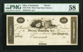 Cincinnati, OH- Miami Exporting Company $100 as G76 as Wolka 0559-79 Proof PMG Choice About Unc 58