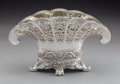 Silver & Vertu, A Tiffany & Co. Reticulated Partial Gilt Silver Jardinièr...