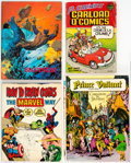 Books:Miscellaneous, Comic-Related Books Group of 10 (Various Publishers).... (Total: 10 Illustration Art)