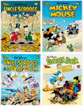 Books:Miscellaneous, Gladstone Disney Reprint Volumes Group of 38 (Gladstone, 1990s) Condition: Average VF.... (Total: 38 Comic Books)