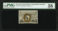 Fractional Currency:Second Issue, Fr. 1318 50¢ Second Issue PMG Choice About Unc 58.. ...