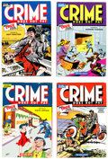Books:General, Crime Does Not Pay Archive Editions Vols. 1-10 (Dark Horse, 2012-15) Condition: Average NM-.... (Total: 10 Items)