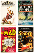 Books:Vintage Paperbacks, Comics and Pulps-Related Paperbacks Group of 27 (Various, 1955-93) Condition: Average VF.... (Total: 27 Comic Books)