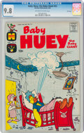 Silver Age (1956-1969):Cartoon Character, Baby Huey, the Baby Giant #52 File Copy (Harvey, 1963) CGC NM/MT 9.8 Off-white to white pages....