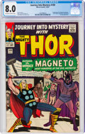 Silver Age (1956-1969):Superhero, Journey Into Mystery #109 (Marvel, 1964) CGC VF 8.0 Off-white to white pages....