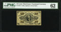 Fractional Currency:Third Issue, Fr. 1255 10¢ Third Issue PMG Uncirculated 62.. ...
