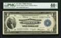 Fr. 710 $1 1918 Federal Reserve Bank Note PMG Extremely Fine 40 EPQ