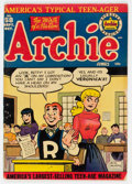 Golden Age (1938-1955):Humor, Archie Comics #58 (Archie, 1952) Condition: VG/FN....