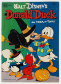 Golden Age (1938-1955):Cartoon Character, Donald Duck #26 (Dell, 1952) Condition: FN....