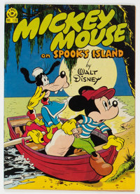 Four Color #170 Mickey Mouse (Dell, 1947) Condition: FN/VF