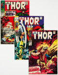 Silver Age (1956-1969):Superhero, Thor Group of 19 (Marvel, 1967-69) Condition: Average FN.... (Total: 19 )
