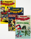 Silver Age (1956-1969):Superhero, The Amazing Spider-Man Group of 5 (Marvel, 1965-66) Condition: Average VG+.... (Total: 5 )