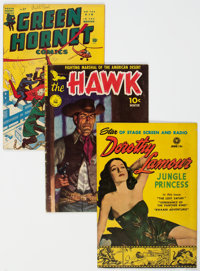 Golden Age Miscellaneous Comics Group of 11 (Various Publishers, 1941-54).... (Total: 11 Comic Books)