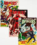 Silver Age (1956-1969):Superhero, The Avengers Group of 15 (Marvel, 1968-69) Condition: Average FN.... (Total: 15 )