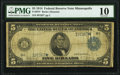 Fr. 878* $5 1914 Federal Reserve Star Note PMG Very Good 10