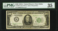 Fr. 2202-K $500 1934A Federal Reserve Note. PMG Choice Very Fine 35