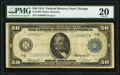 Fr. 1050 $50 1914 Federal Reserve Note PMG Very Fine 20