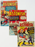 Silver Age (1956-1969):Superhero, Tales to Astonish Group of 5 (Marvel, 1963-64) Condition: Average GD.... (Total: 5 Comic Books)