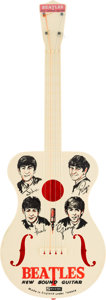 Music Memorabilia:Memorabilia, The Beatles New Sound Guitar...
