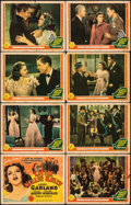 """Movie Posters:Musical, Little Nellie Kelly (MGM, 1940). Fine. Lobby Card Set of 8 (11"""" X 14""""). Musical.. ... (Total: 8 Items)"""