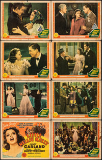 """Little Nellie Kelly (MGM, 1940). Fine. Lobby Card Set of 8 (11"""" X 14""""). Musical. ... (Total: 8 Items)"""