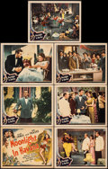 "Movie Posters:Musical, Moonlight in Havana (Universal, 1942). Very Fine-. Title Lobby Card & Lobby Cards (6) (11"" X 14""). Musical.. ... (Total: 7 Items)"
