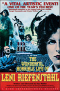 "Movie Posters:Documentary, The Wonderful, Horrible Life of Leni Riefenstahl (Kino International, 1993). Rolled, Very Fine+. One Sheet (27"" X 41"") SS. D..."