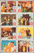 "Movie Posters:Comedy, It Happened to Jane (Columbia, R-1961). Very Fine-. Lobby Card Sets of 8 (2 Sets) (11"" X 14"") Reissue Title: Twinkle and S... (Total: 16 Items)"