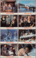 "Movie Posters:War, Where Eagles Dare (MGM, 1968). Very Fine-. Lobby Card Set of 8 (11"" X 14""). War.. ... (Total: 8 Items)"