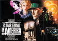 "Movie Posters:Crime, Once Upon a Time in America (PSO, 1984). Folded, Very Fine-. German A0 (46.75"" X 33"") & German A1 (33"" X 23"") Renato Casaro ... (Total: 2 Items)"