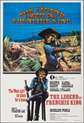 """Movie Posters:Western, The Legend of Frenchie King (K-Tel, 1973). Folded, Very Fine/Near Mint. Canadian One Sheet (27"""" X 39.5""""). Western.. ..."""