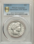 1908-O 50C -- Altered Surfaces -- PCGS Genuine. Unc Details. Mintage 5,360,000. ...(PCGS# 6514)