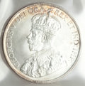 Canada: George V Dollar 1936 MS64 ICCS