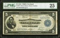 Fr. 787 $5 1918 Federal Reserve Bank Note PMG Very Fine 25