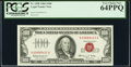 Small Size:Legal Tender Notes, Fr. 1550 $100 1966 Legal Tender Note. PCGS Very Choice New 64PPQ.. ...