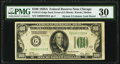 Small Size:Federal Reserve Notes, Fr. 2151-G $100 1928A Dark Green Seal Federal Reserve Note. PMG Very Fine 30.. ...