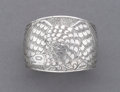 American Indian Art:Jewelry and Silverwork, A Northwest Coast Engraved Silver Bracelet c. ...