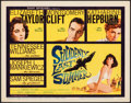 "Movie Posters:Drama, Suddenly, Last Summer (Columbia, 1960). Very Fine. Title Lobby Card (11"" X 14""). Drama.. ..."
