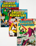 Silver Age (1956-1969):Superhero, Doom Patrol Group of 19 (DC, 1963-68) Condition: Average FN.... (Total: 19 )