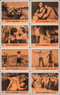 Movie Posters:Foreign, On Any Street & Other Lot (Miller-Consolidated Pictures, 1962). Overall: Very Fine-. Lobby Card Set of 8, Locally Produced L... (Total: 14 Items)