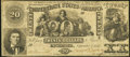 Confederate Notes:1861 Issues, T20 $20 1861 PF-5 Cr. 141 Fine.. ...