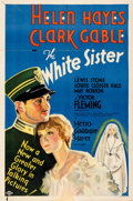 "Movie Posters:Drama, The White Sister (MGM, 1933). Folded, Fine+. One Sheet (27"" X 41"") Style C. From the Mike Kaplan Collection.. ..."