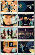 Movie Posters:Science Fiction, 2001: A Space Odyssey (MGM, 1968). Very Fine+. Lob...