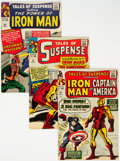 Silver Age (1956-1969):Superhero, Tales of Suspense Group of 6 (Marvel, 1964).... (Total: 6 Comic Books)