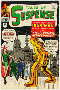 Tales of Suspense #43 (Marvel, 1963) Condition: VG