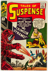 Tales of Suspense #46 (Marvel, 1963) Condition: VG+