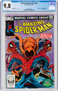 The Amazing Spider-Man #238 (Marvel, 1983) CGC NM/MT 9.8 White pages