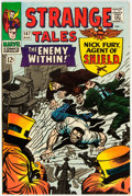 Silver Age (1956-1969):Superhero, Strange Tales #147 (Marvel, 1966) Condition: NM-....