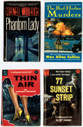 Books:Vintage Paperbacks, Assorted Vintage Mystery Paperbacks Group of 35 (Various, 1958-2001) Condition: Average FN.... (Total: 35 Items)